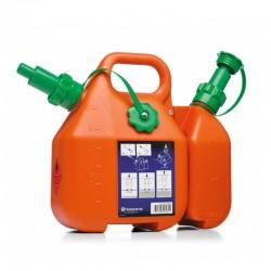 Bidon combinado para mezcla combustible Husqvarna