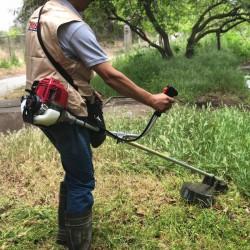 Desmalezadora,Orilladora, Honda UMK425T de 4 tiempos para maleza, para pasto, para jardín y áreas verdes